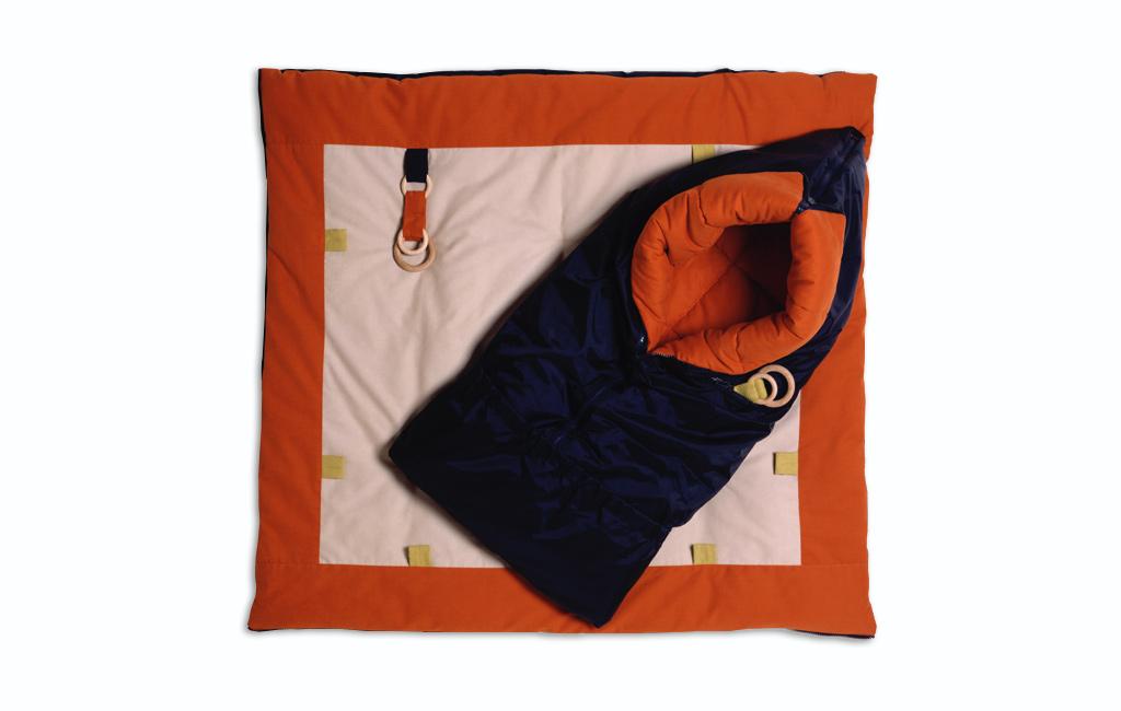 sleeping bag kids design