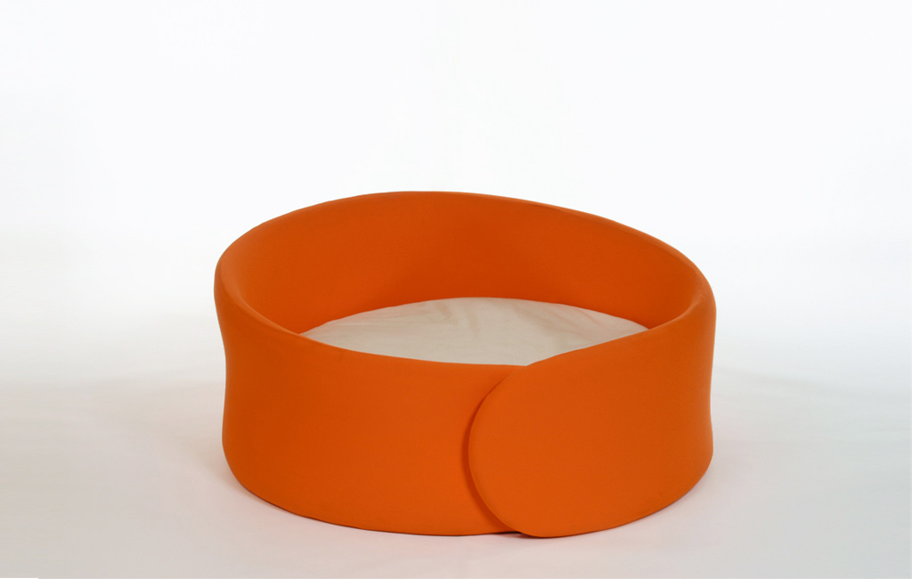 orange chair design
