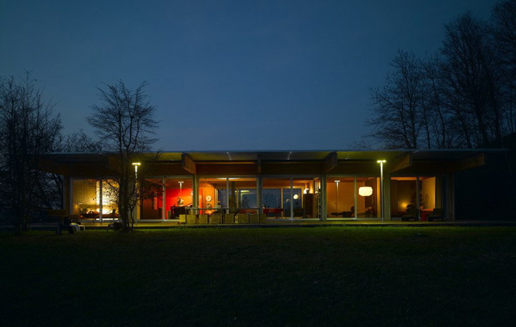 Night home design