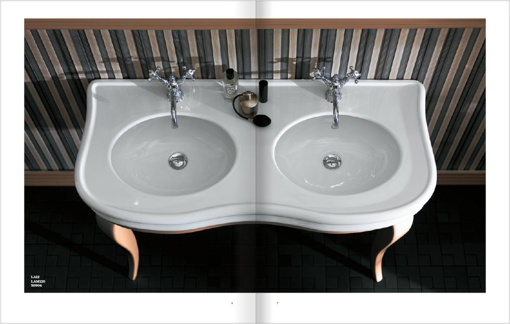washbasin design