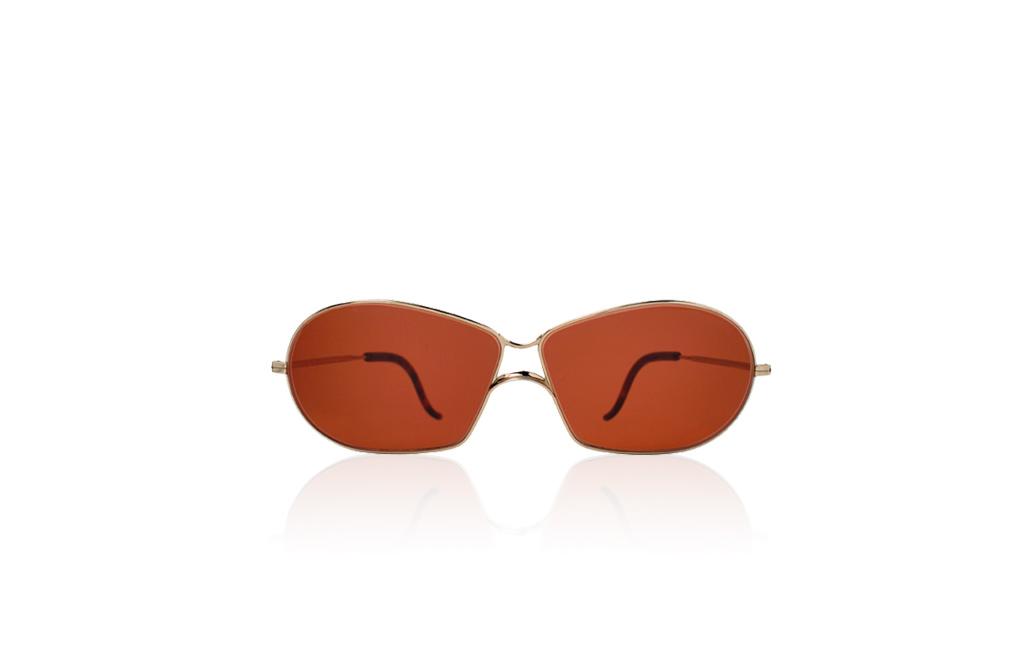 red sunglasse design