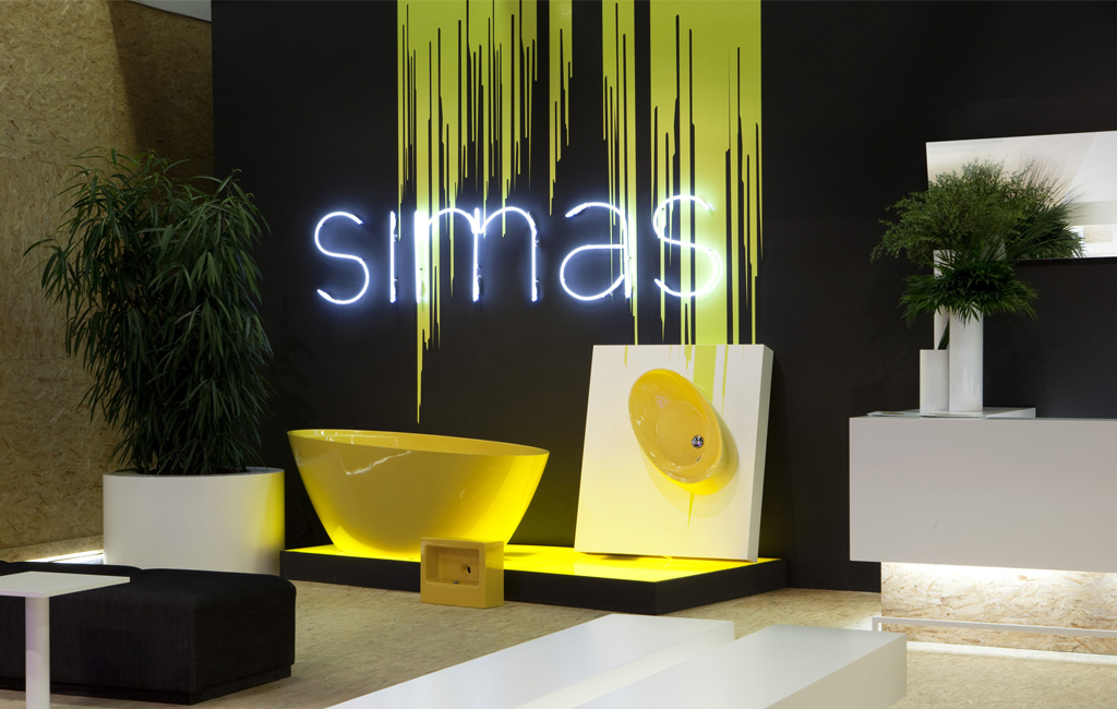 simas exhibition project