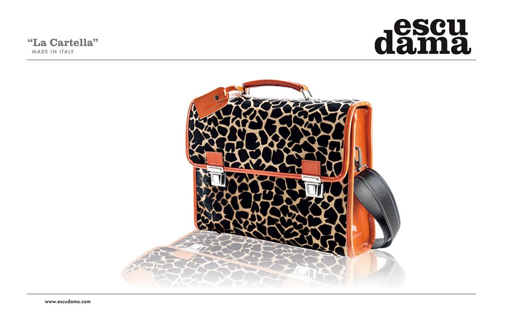 bag leopard design