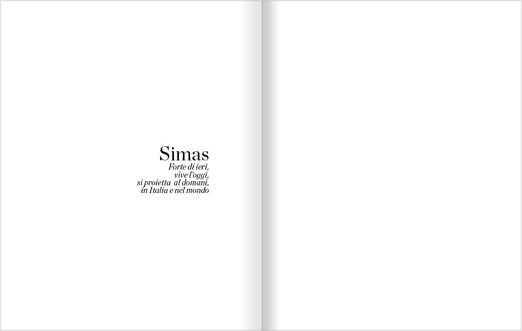 Simas impagination design