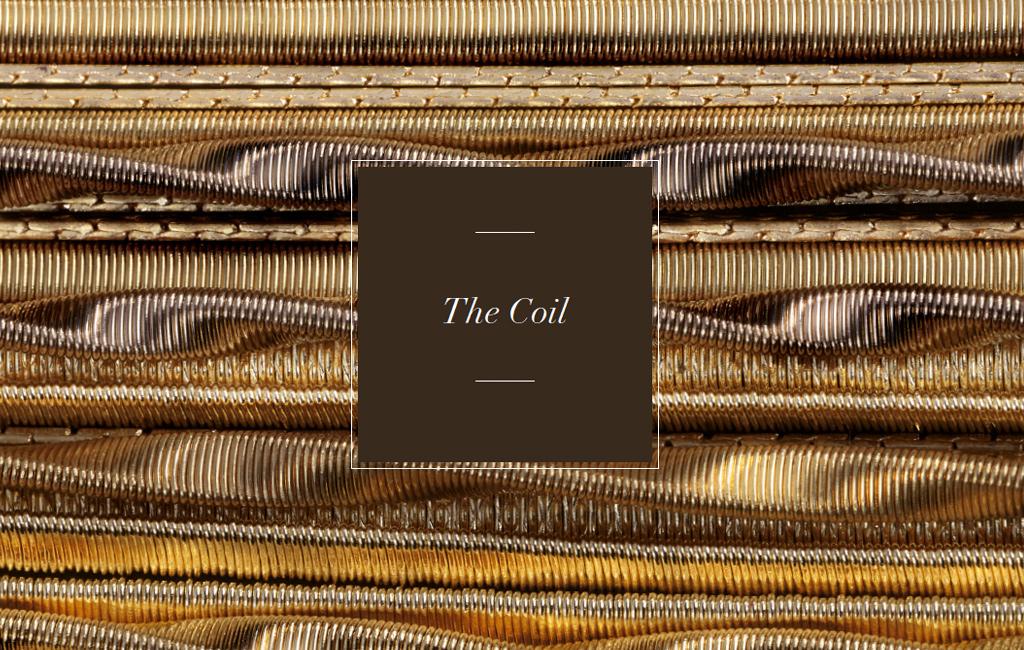 The Coil accessories Design