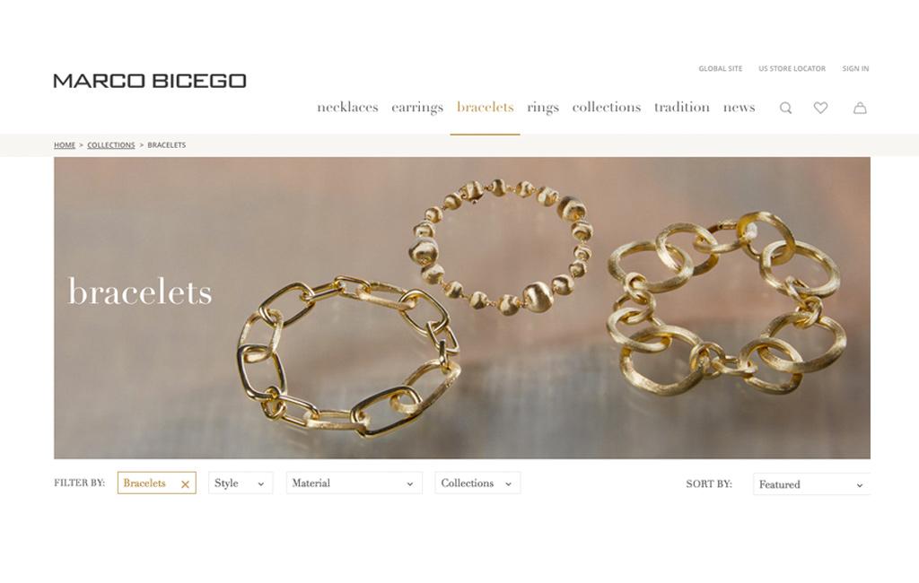 Diamond Lunaria Collection accessories Design   Terri Pecora