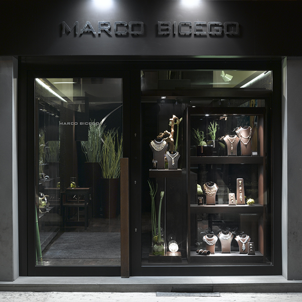 New Retail Concept Marco Bicego Art Direction Interior Design