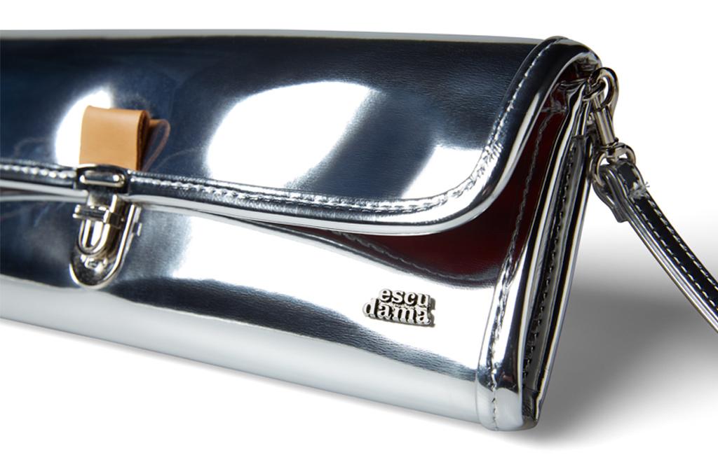 silver bag design