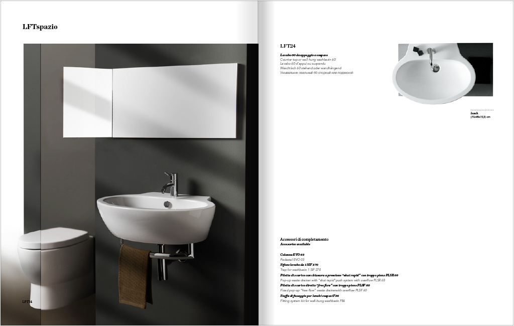 washbasin design