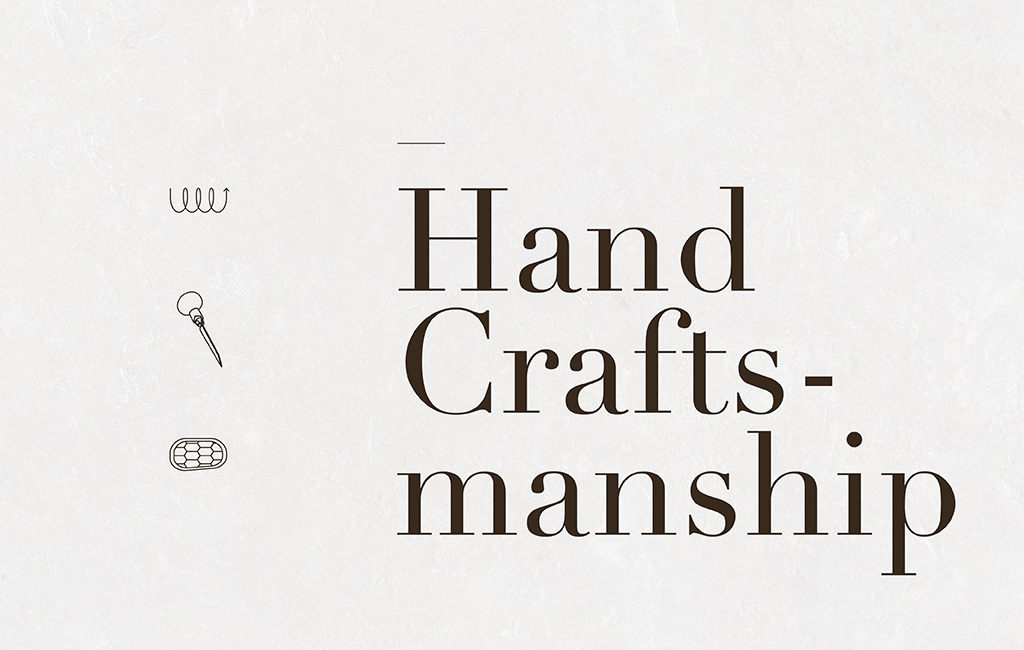 logo hand crafts design