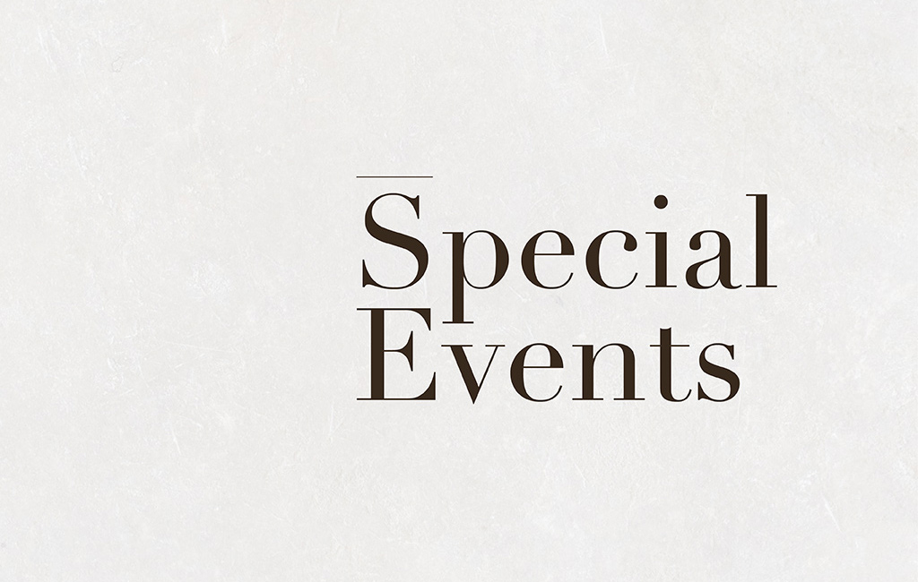 special events design