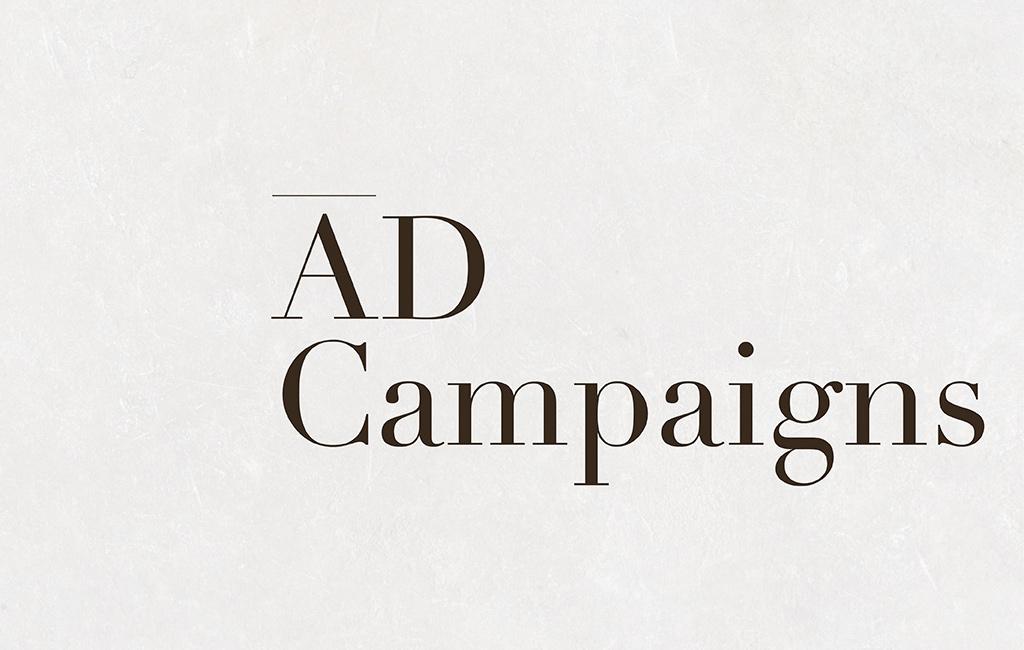 AD campaigns design